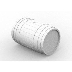 Barrel 17 mm - 3D printing