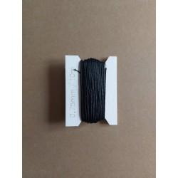 Thread 0,75 mm black