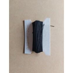 Thread 0,40 mm black