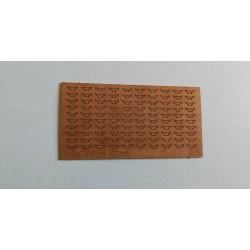Cleats 4,0 mm (100 pcs)